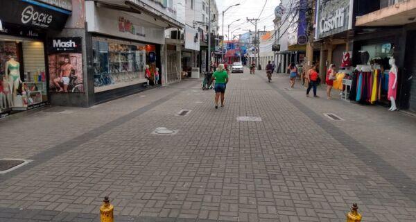 Presidente da Acia sugere o fechamento do comércio de rua de Cabo Frio