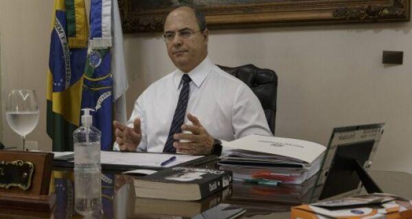 Em entrevista, Witzel diz que devemos estar preparados para uma crise de seis meses