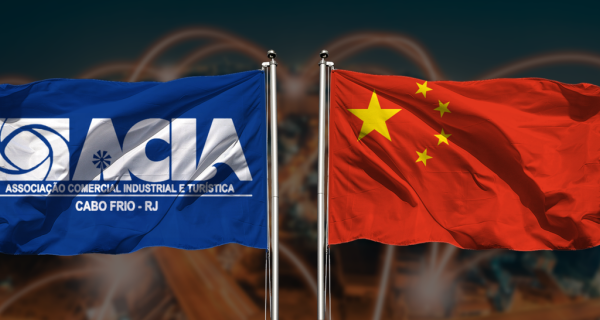 Associação Comercial de Cabo Frio desiste de ação bilionária contra a China