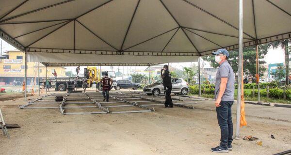 São Pedro da Aldeia prepara Centro de Triagem no Pronto-Socorro para casos da Covid-19