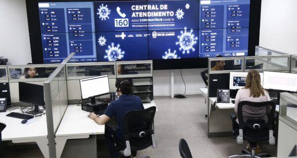 Governo do Estado firma parceria com operadoras de telefonia para divulgar informações sobre o novo coronavírus