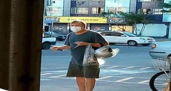 """Advogados condenam """"escapada"""" às ruas do prefeito de Cabo Frio infectado com Covid-19"""