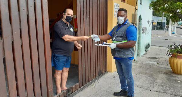 Atendimento da Prolagos em domicílio apoia cerca de 600 clientes por dia