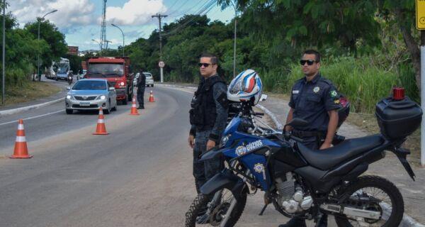Búzios intensifica os bloqueios nos acessos ao município