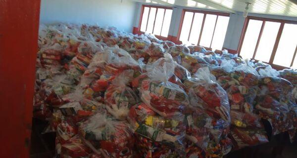 Agendamento para retirada de cesta básica em Arraial do Cabo começa nesta terça (21)