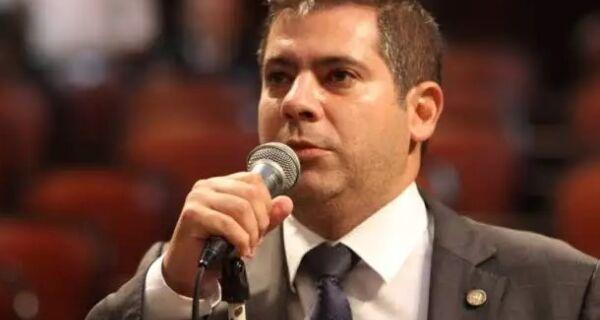 Deputado Serginho Azevedo afirma que está com novo coronavírus