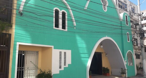 Paróquias da região transmitem missas de São Jorge pela internet