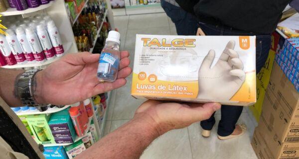 Procon de Arraial autua farmácia por suspeita de preço abusivo