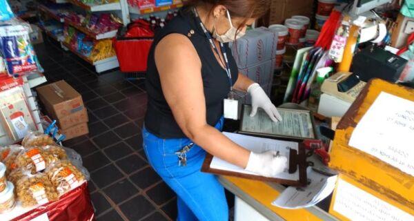 Procon de Cabo Frio notifica estabelecimentos por descumprir decreto para uso de máscaras