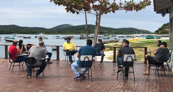 """Manual de boas práticas irá nortear retomada de atividades """"em momento oportuno"""", diz Prefeitura de Cabo Frio"""