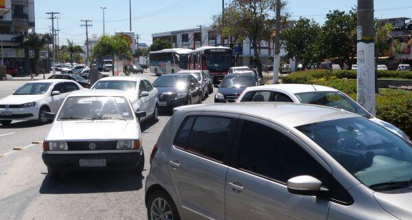 Detran vai parcelar multas de trânsito em até 12 vezes no cartão de crédito