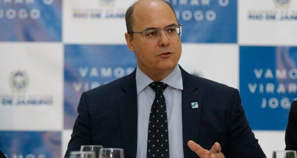 Governador Wilson Witzel prorroga medidas restritivas até o dia 11 de maio