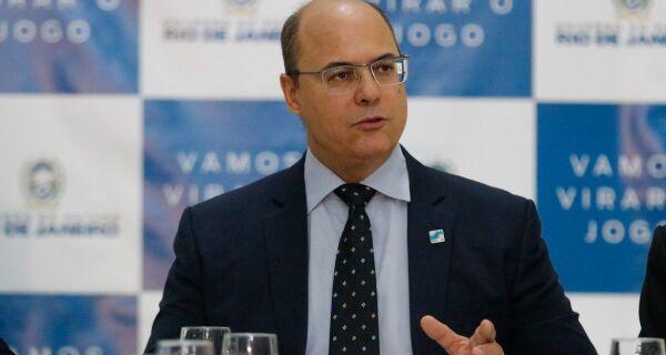 Governador Wilson Witzel prorroga medidas restritivas até o dia 30 de abril