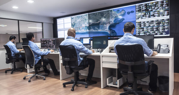 Prolagos cria Centro de Controle Operacional remoto durante a pandemia