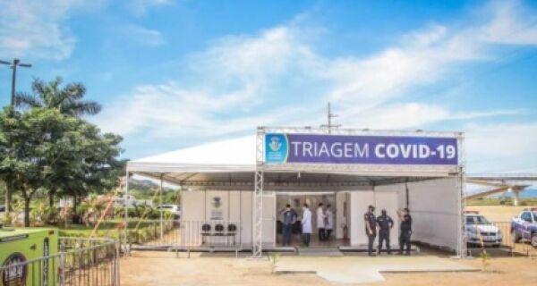 São Pedro da Aldeia inaugura Centro de Triagem do coronavírus no Pronto Socorro