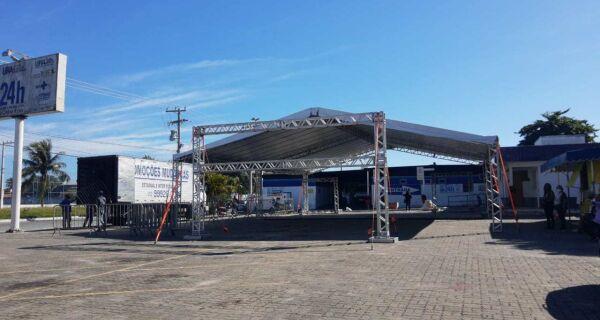 Centro de Triagem para pacientes com suspeita da Covid-19 será inaugurado em Cabo Frio