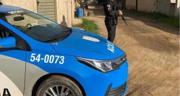 Homicídios e roubos caem na região em abril