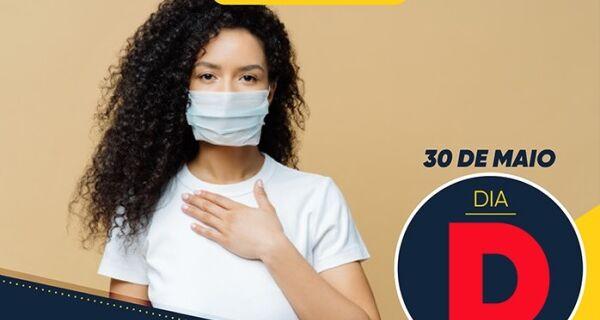 Araruama vai realizar ação de conscientização para o uso de máscaras