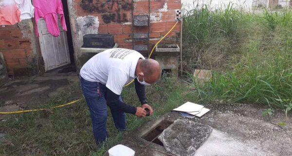 Equipes da Vigilância em Saúde Ambiental realizam desinfecção e combate às arbovisores em Cabo Frio