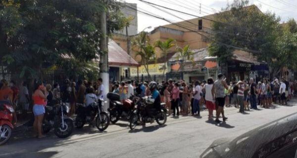 Ministérios Públicos entram com ação contra Caixa Econômica por filas nas agências
