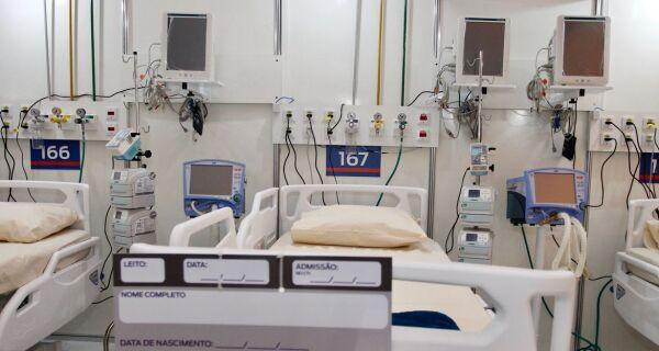 Hospitais de campanha do Rio de Janeiro serão entregues, diz Witzel
