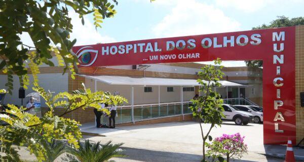 Hospital Municipal dos Olhos é inaugurado em Araruama