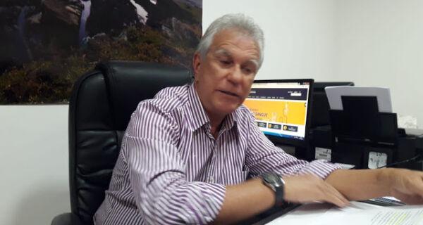 """""""Eu desconheço"""", diz Iranildo Campos sobre suspeita de rachadinha quando era deputado"""