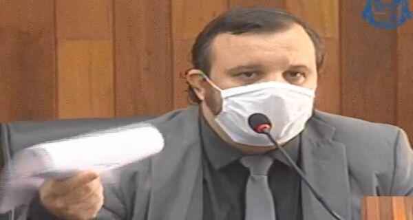 Vereador ameaça ir à Justiça por informações sobre a Unilagos