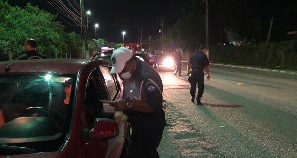 Guardas municipais cobram melhoria na estrutura das barreiras sanitárias