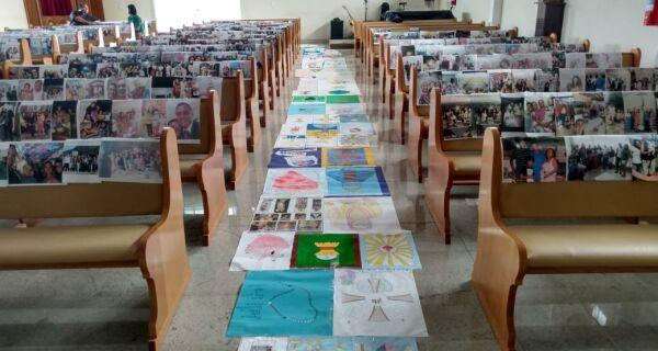 Iguaba Grande celebra Corpus Christi com confecção de cartazes