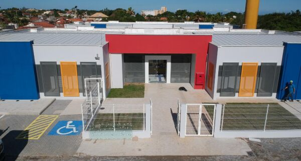 Prefeitura de Araruama inaugura creche no distrito de Iguabinha nesta quarta (3)