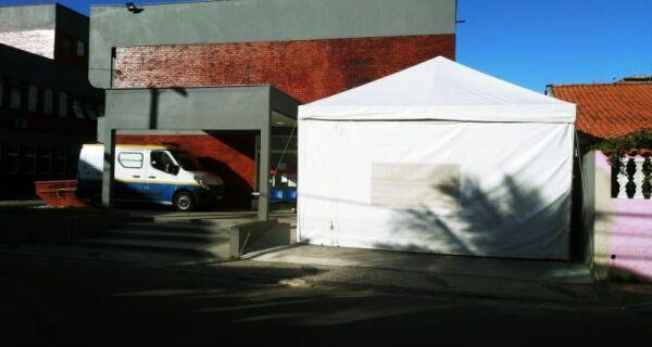 Arraial do Cabo amplia triagem para pacientes com suspeita da covid-19