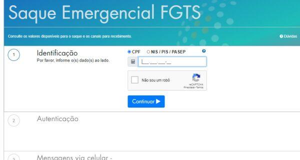 Caixa libera consulta ao valor e data de novos saques do FGTS