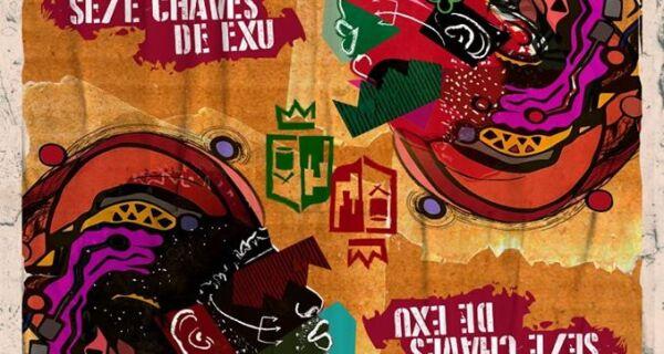 """""""Fala, Majeté! Sete Chaves de Exu"""" é o enredo da Grande Rio para o próximo Carnaval"""