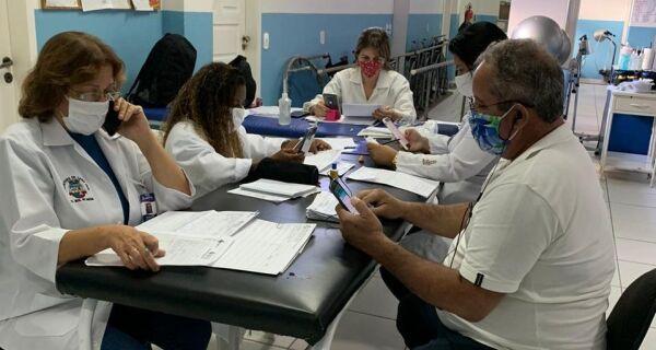 Centros de reabilitação oferecem sessões virtuais gratuitas de fisioterapia em Cabo Frio