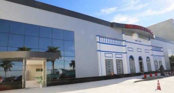 Hospital geral com centro de parto humanizado será inaugurado em Araruama