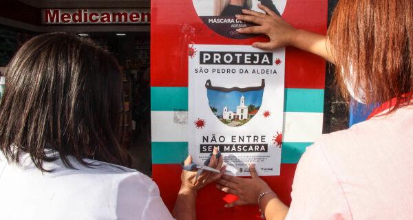 Vigilância Sanitária de São Pedro da Aldeia orienta comércio sobre prevenção ao coronavírus