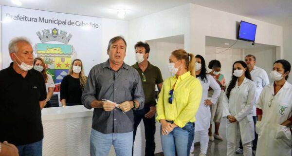 Prefeitura de Cabo Frio diz que custo do Hospital Unilagos é de R$ 2,6 milhões