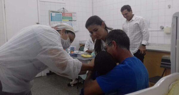 Vacinação contra gripe em Cabo Frio atinge 29% do público-alvo até agora