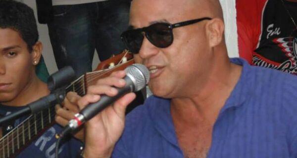 Músico da região compõe samba para amenizar dores da pandemia