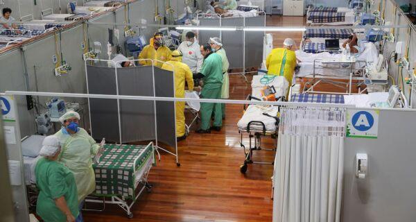 Covid-19: Brasil tem 40,9 mil mortes e 802 mil infectados