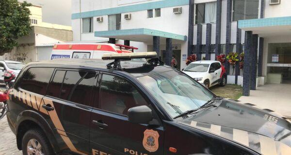 Polícia Federal faz operação em Cabo Frio para investigar suposto rombo de R$ 7 milhões na Saúde