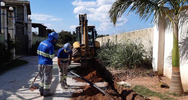 Prolagos implanta rede de água no Alto da Rasa, em Búzios