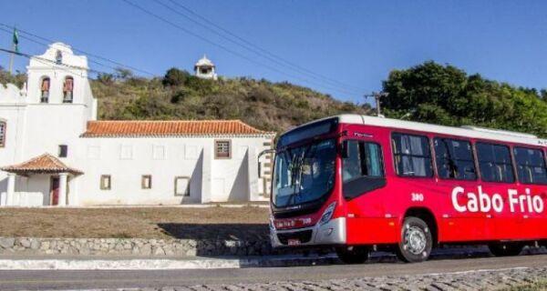 Auto Viação Salineira reforça frota dos ônibus que circulam em Cabo Frio