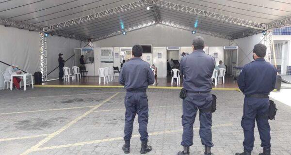 Prefeitura de Cabo Frio realiza testes rápidos de Covid em agentes das guardas Civil e Marítima e Ambiental