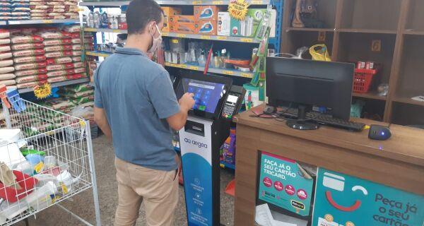 Prolagos disponibiliza terminais de autoatendimento em supermercados
