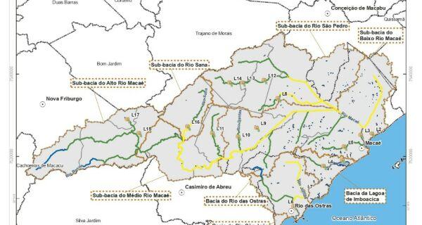 Oficina virtual sobre enquadramento das águas reúne empresas da Região Hidrográfica Macaé e das Ostras