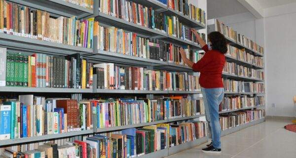 Biblioteca Municipal de Iguaba Grande ganha nova sede nesta sexta (17)