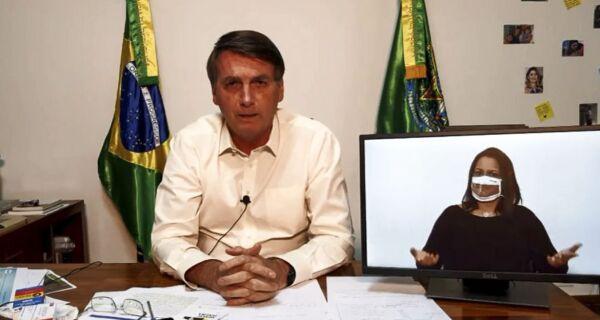 Presidente Jair Bolsonaro testa positivo em novo teste para covid-19
