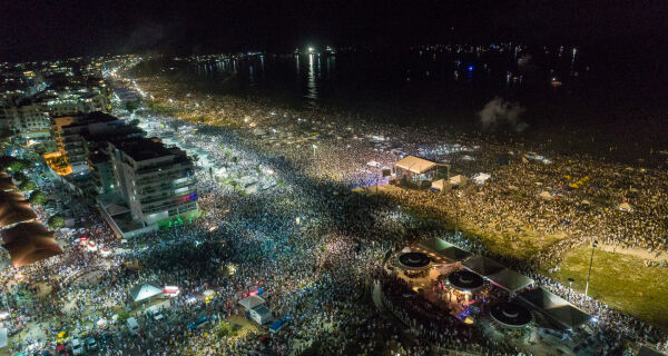 Cabo Frio não terá tradicional Réveillon na praia com shows e fogos de artifício